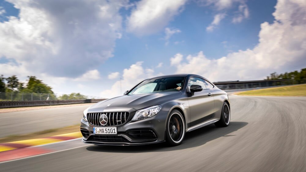 Mercedes-AMG C 63