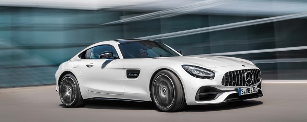 Los nuevos Mercedes-AMG GT y AMG GT R PRO